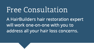 hair loss specialist consultation burlington vermont