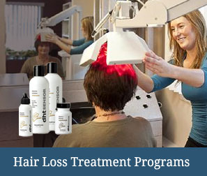 hair loss treatment prevention programs vermont