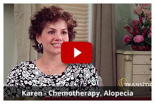 Karen - Chemotherapy, alopecia