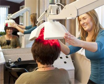 hair loss treatment men women burlington williston vermont