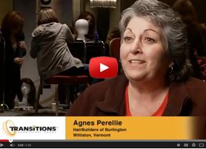 Agnes Perellie - HairBuilders Burlington Vermont