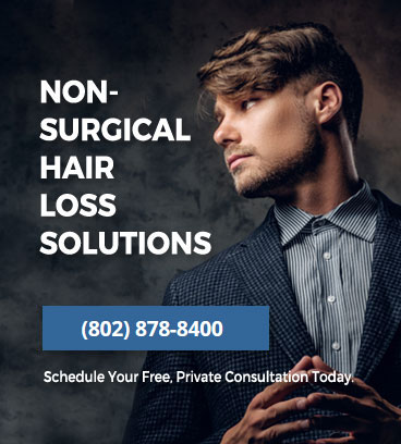 Vermont hair replacement specialists